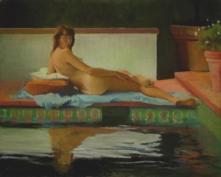 Nigel Van Wieck. Современный художник-реалист 12