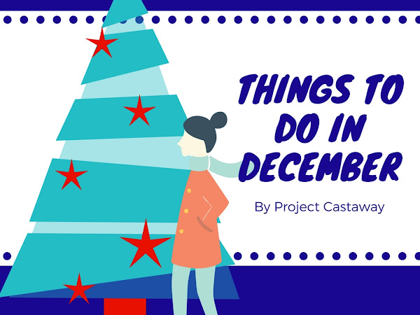 Things to do in December | Blogmas day 2