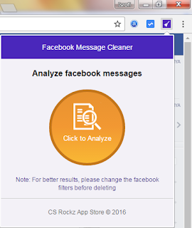 Cara Menghapus Semua Pesan Facebook Dengan Mudah