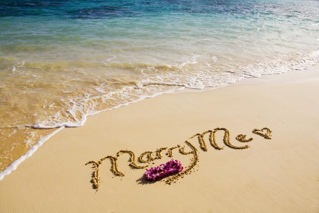 Pedidos de casamento lindos e criativos