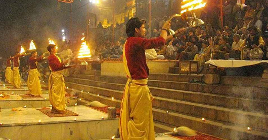 List of Ghats in Varanasi