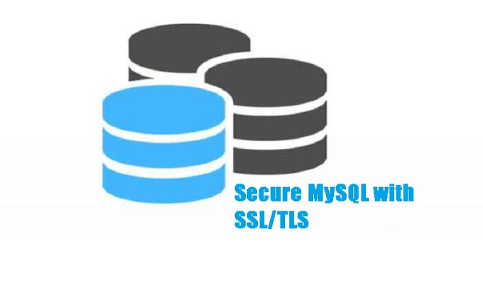 How To Secure MySQL Server with SSL/TLS on Ubuntu 18.04