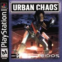 Urban Chaos - PS1 - ISOs Download