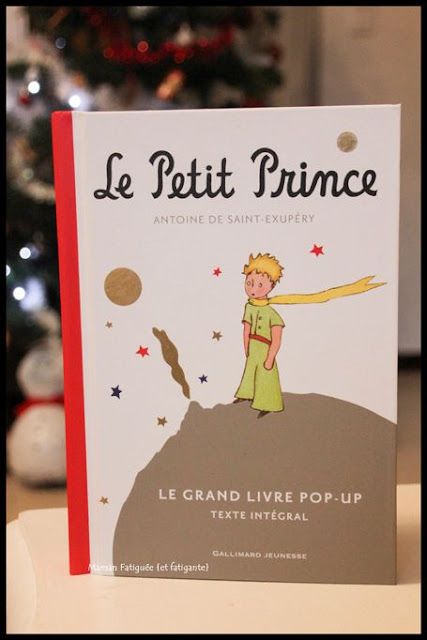 petit prince popup