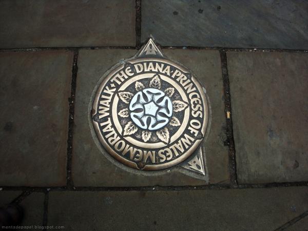 Memorial para la Princesa Diana