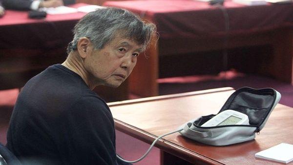 Justicia de Perú decide que Fujimori debe regresar a prisión