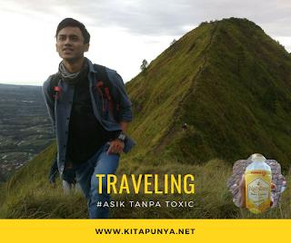 Traveling #AsikTanpaToxic