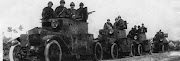Armored Cars of WWI