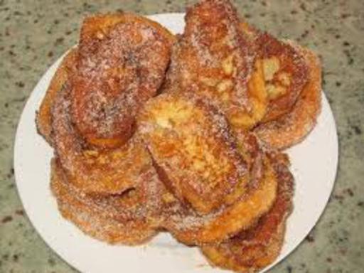 Torrejas de pan facil
