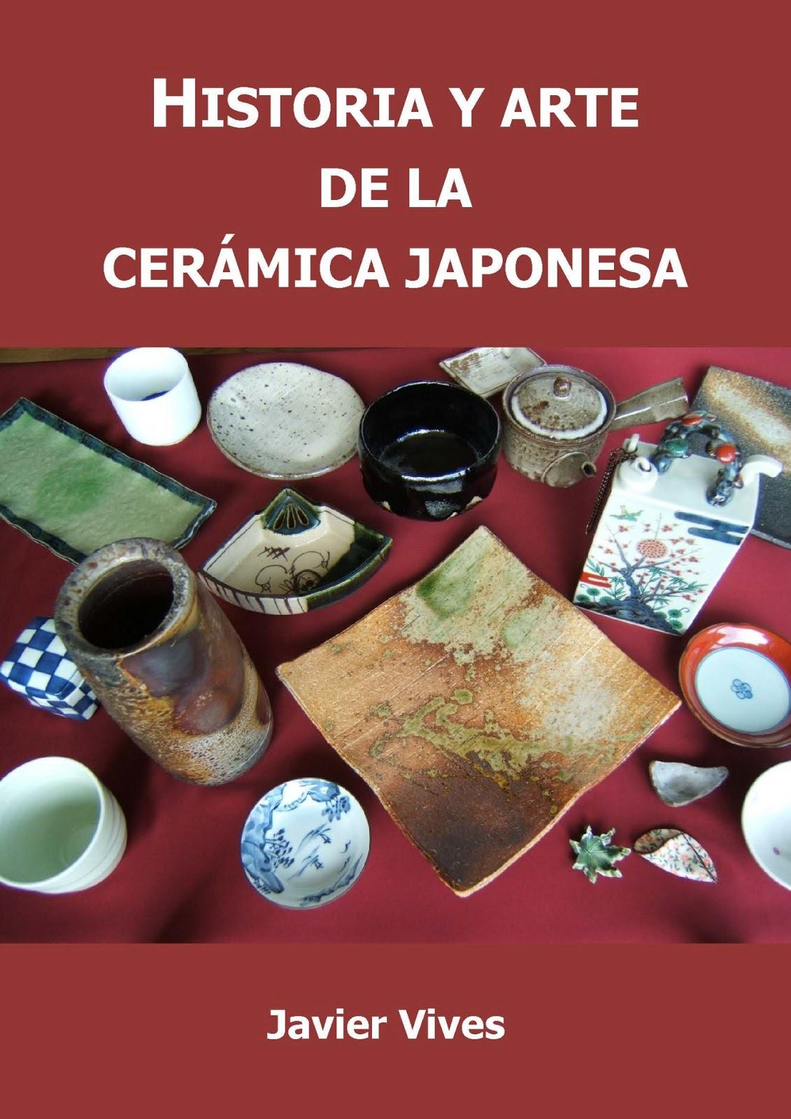 Jap n cultura y arte libro electr nico sobre cer mica for Libro in ceramica