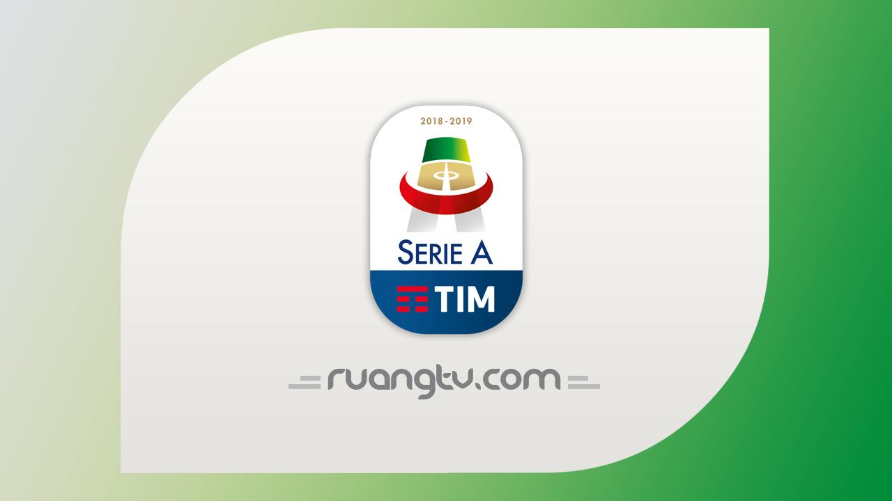 Nonton Live Streaming Liga Italia Serie A | Jadwal Siaran TV Online Malam Hari Ini