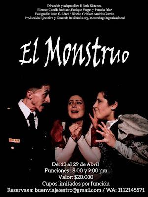 EL MONSTRUO (MICRO-TEATRO)
