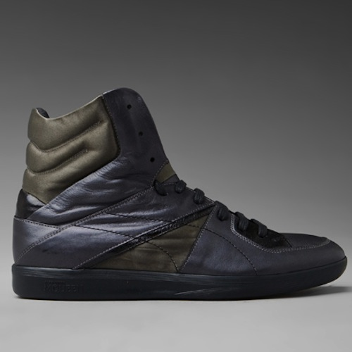 i will die without shoes: puma x alexander mcqueen ss2011
