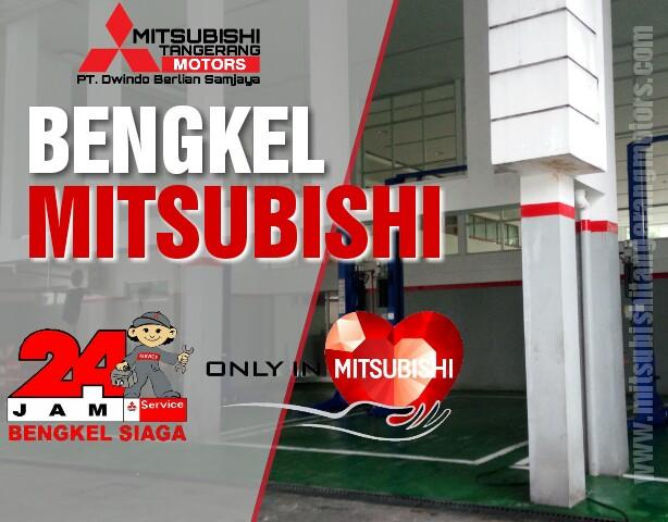 Bengkel Resmi Mitsubishi Tangerang