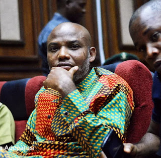 Biafra: Over recovery of weapons in IPOB leader's home, Nnamdi Kanu's family reacts.