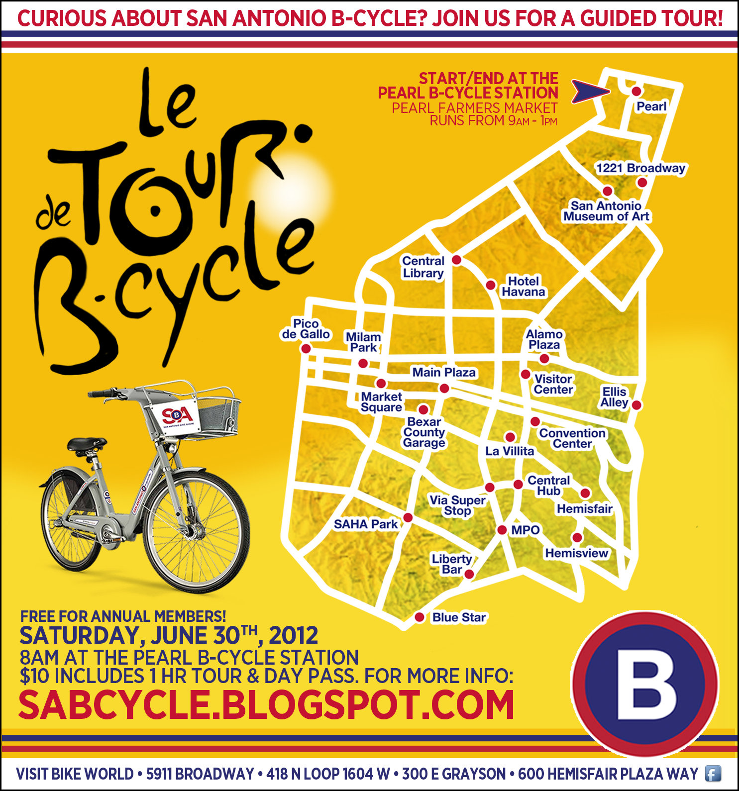 san antonio b cycle - photo #5