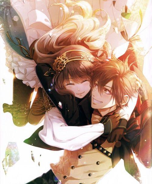 Genre Otome Reverse Harem Romance Fantasy Steampunk Sci Fi Adventure Format English Dubbed