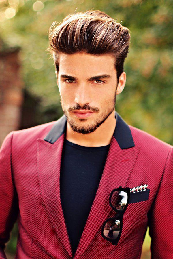 Formas de moda también peinados hombre tupe Imagen De Consejos De Color De Pelo - Moda Cabellos: Pelo con tupé 2015 hombres
