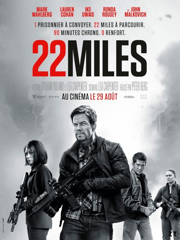 22 Miles [HDRip] [Streaming] [Telecharger]
