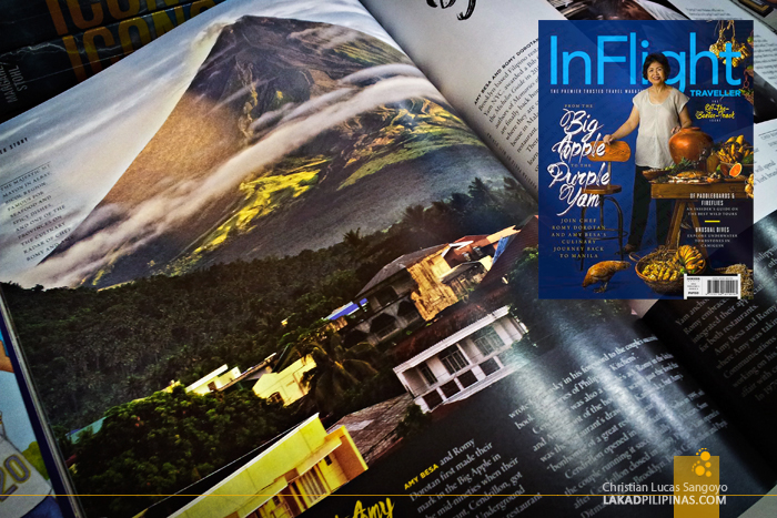 InFlight Traveller Magazine Issue 3