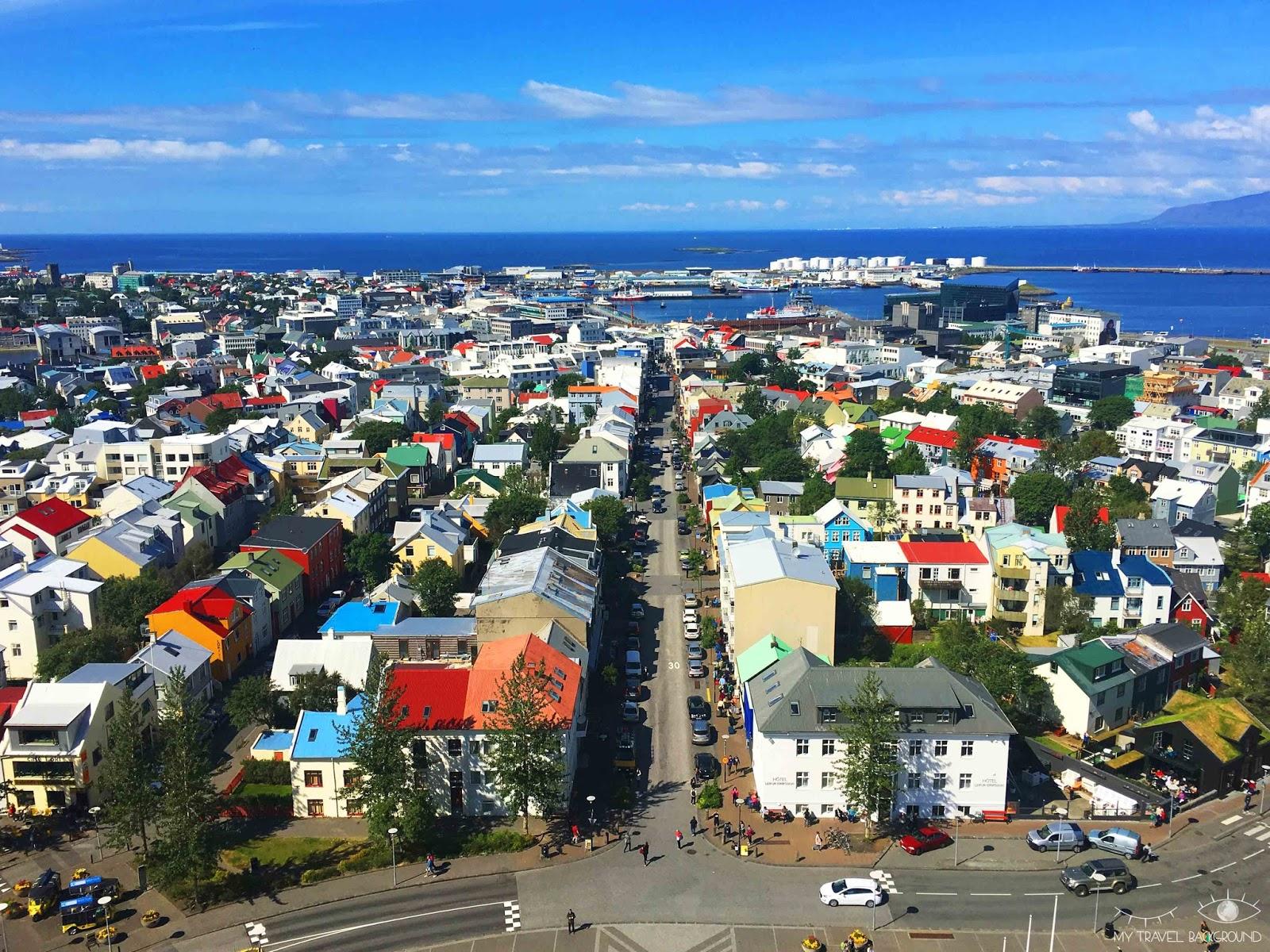 My Travel Background : 18 lieux à découvrir absolument en Islande, visiter la capitale Reykjavik