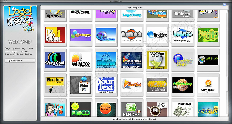 تحميل أفضل برنامج لتصميم الشعارات The Logo Creator