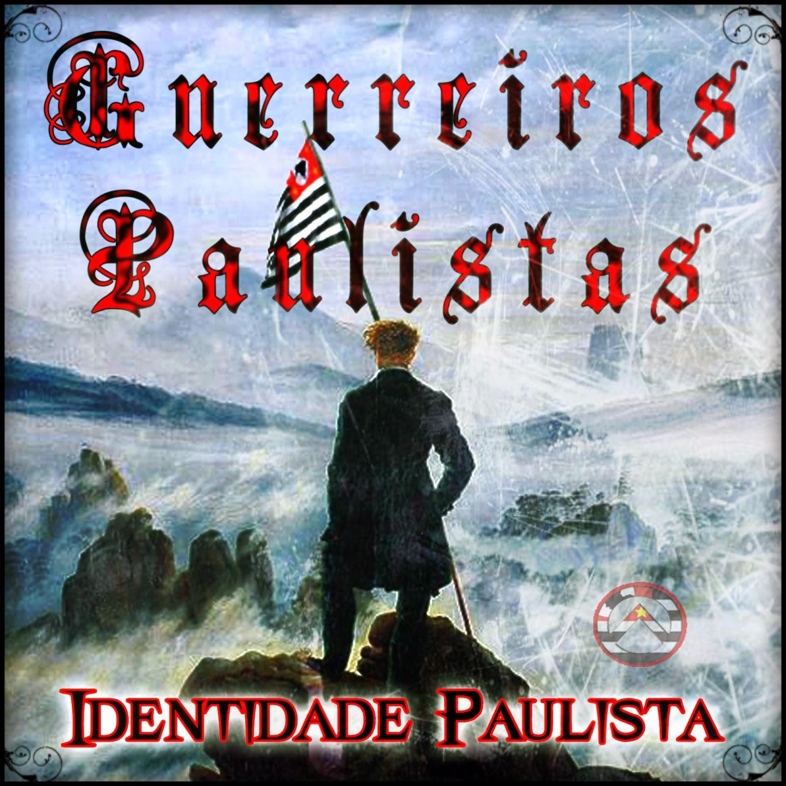 Paulista Identity Identidade Paulista Guerreiros Paulistas 1932 MSPI Monarquia Brasil Brazil Monarchy Traditionalist Traditionalism Tradicionalism Traditional Conservatism Burke  Neo Folk Neo-Folk