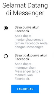 aplikasi Facebook Messenger