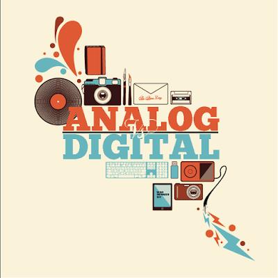 الفرق بين ال Digital و ال Analog