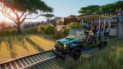 Planet Zoo Game Screenshot 5