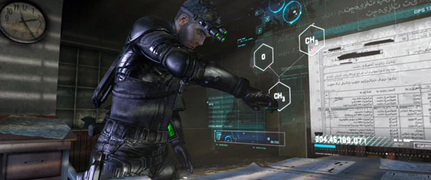 Splinter Cell Blacklist Achievements