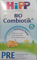 Packung Hipp Bio Combiotik