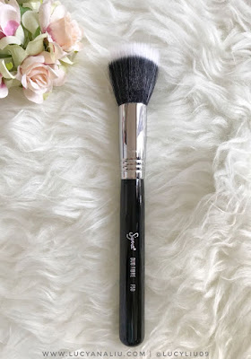 Sigma beauty brushes welcome gift