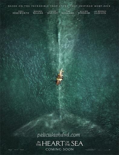 Ver En el corazón del mar Heart of the Sea 2015 online