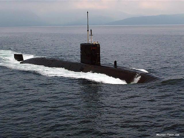 Submarinos de ataque de propulsión nuclear Clase Swiftsure