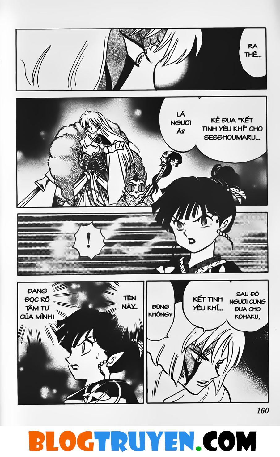 Inuyasha vol 37.9 trang 11
