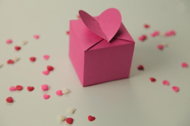 Bonitas Cajas Romanticas Manualidades Para Regalar Un Mundo De