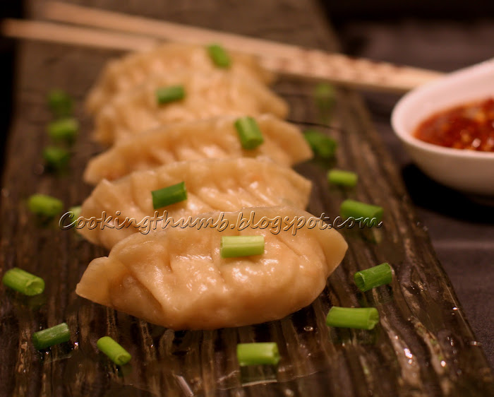 Vegetable Momos Dumplings