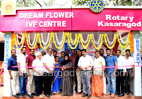 News, Kerala, Kasaragod, inauguration, Rotary bus waiting shed inaugurated