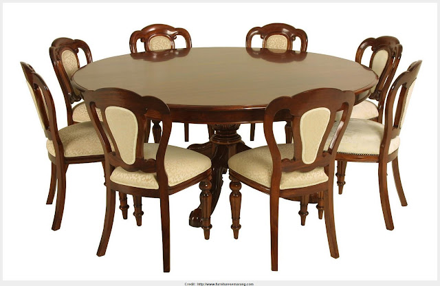 Simple Furniture Dining Table Image