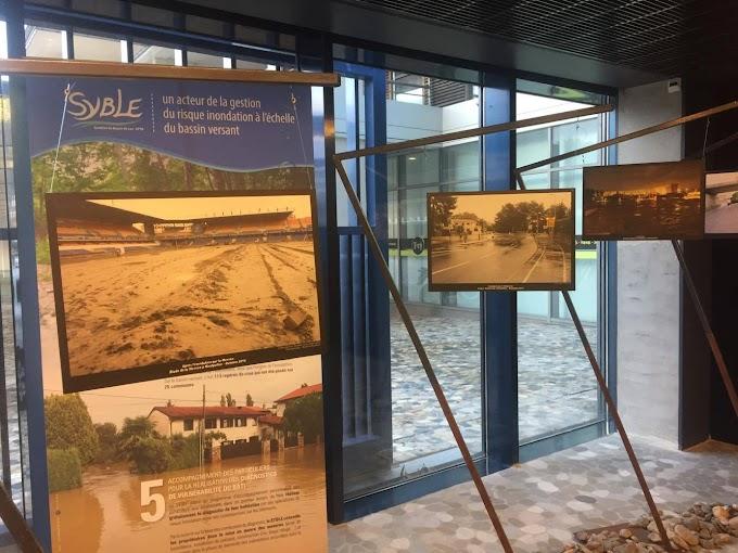 Exposition à l'Hôtel de Ville de Montpellier