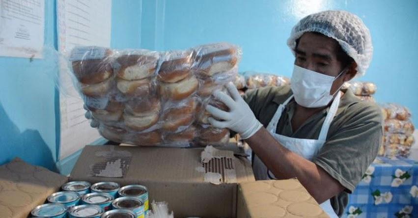 Reacción alérgica en escolares del colegio «Corazón de Jesús» de Iquitos, no se relaciona con desayunos del programa social, informó Qali Warma