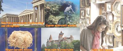 Objek wisata paling menarik dan terunik didunia