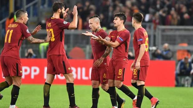 AS Roma vs Shaktar Donetsk