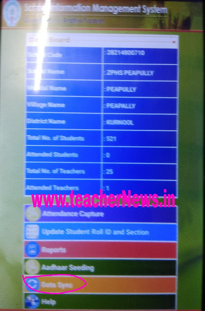 How to Add Anganwadi Teachers and workers in Biometric Tab