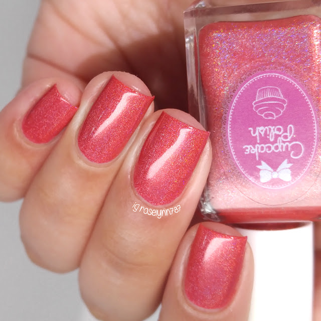 Cupcake Polish - One in a Brazil-ion