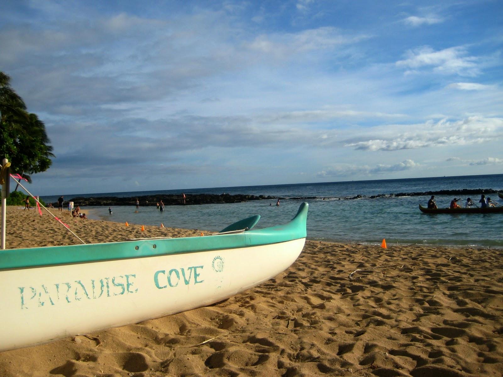 island girl*: Paradise Cove, Hawaii