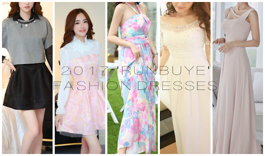 2017 RUNBUYE FASHION DRESSES