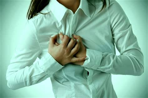 Overcome blockages of heart symptoms
