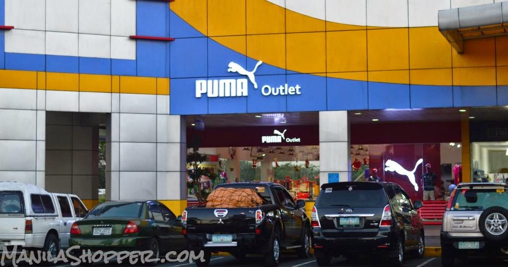 Manila Shopper: Outlet Shopping at Shell of Asia NLEX